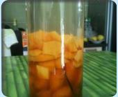 Rhum Abricots & Mangue