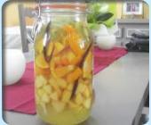Rhum Pommes Kiwis & Oranges