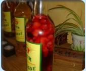 Rhum Fruits Rouges & Cannelle