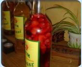 Rhum Fruits Rouges & Cannelle