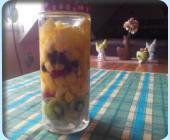 Rhum fruits rouges et exotiques