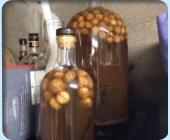 Rhum Vanille Noire & Noix de Macadamia en tonneau