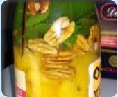 Orange Menthe Noix de pécan