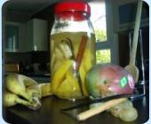 Rhum Bananes, Mangues & Raisins