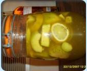 Rhum Avocat, Citrons verts & Thé
