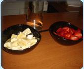 Rhum Bananes & Fraises