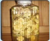 Rhum Bananes, Citrons verts & Cannelle
