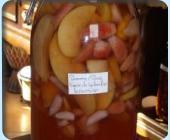 Rhum de Septembre (Poires, Pommes & Fraises)