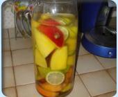 Rhum Mangues, Citrons verts & Kakis