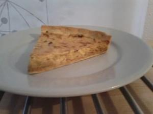 Tarte à l'oignon Photo