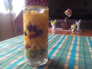 Rhum fruits rouges et exotiques Photo 1
