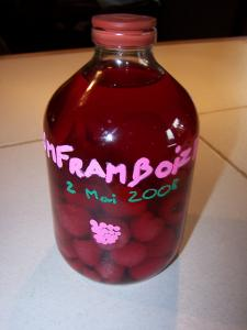 Rhum Framboises Photo 7