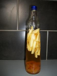 Vodka Pommes & Abricots Photo