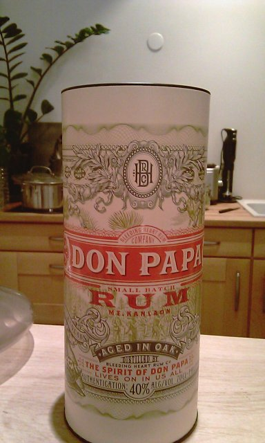 verre a rhum don papa