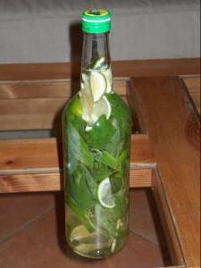 Rhum Citrons verts & Basilic Photo 1